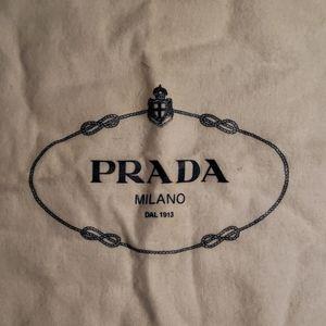 Prada Milano Dust Bag